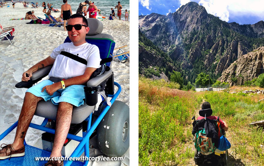 Photo: Cory Lee of www.curbfreewithcorylee.com | Wheelchair Travel Blogger